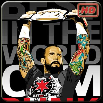 Best CM Punk Wallpapers HD Poster