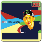 Best Jorge Lorenzo Wallpapers HD icon