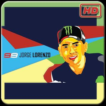 Best Jorge Lorenzo Wallpapers HD apk screenshot