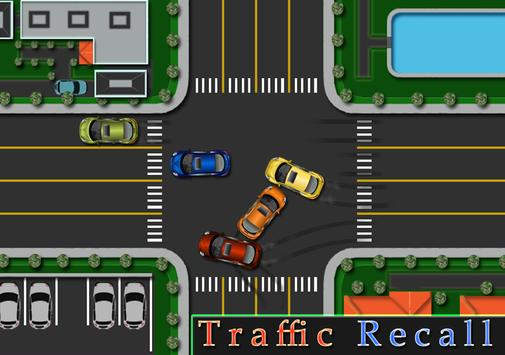 Traffic Recall Game poster