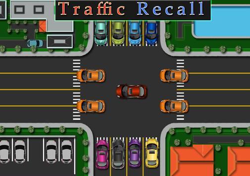 Traffic Recall Game screenshot 4