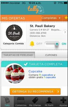 Tally Colombia screenshot 2