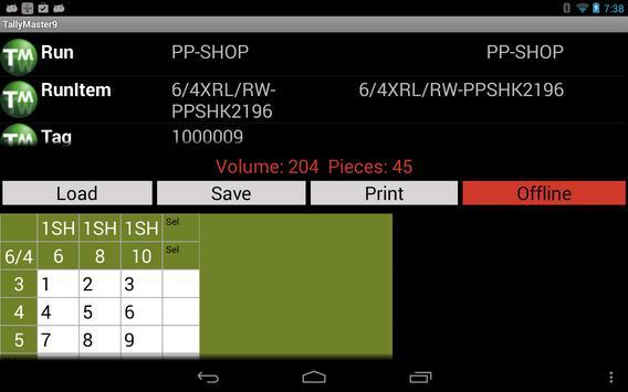 TallyMaster 9 screenshot 6