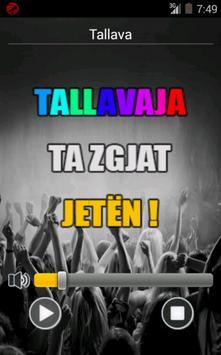 Tallava poster