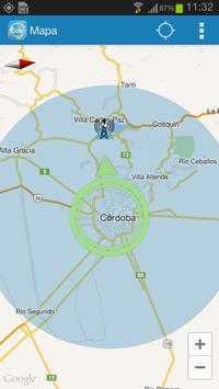 Buscador de antenas TDA apk screenshot