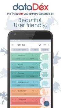 dataDex - Pokédex for Pokémon ポスター