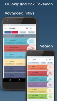 dataDex - Pokédex for Pokémon apk スクリーンショット