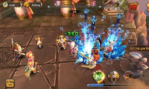 Loan Tuong (Loạn Tướng Mobile) apk screenshot