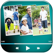 Fathers Day Video Maker 2017 icon