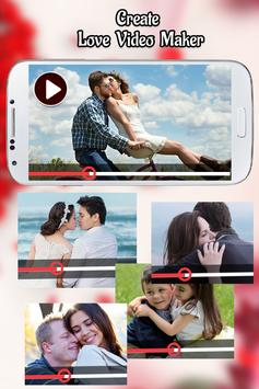 Love Video Maker with Music poster
