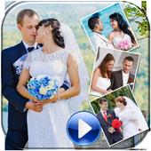 Wedding Video Maker icon