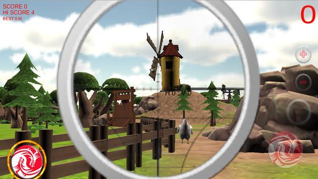 Sniper Chickens screenshot 4