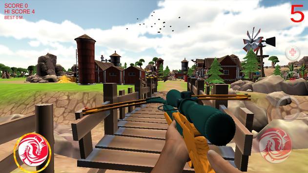 Sniper Chickens screenshot 5