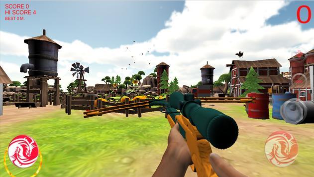 Sniper Chickens screenshot 6