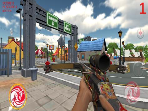 Sniper Chickens screenshot 9