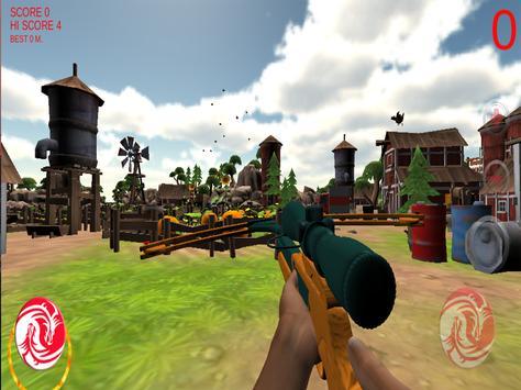 Sniper Chickens screenshot 14