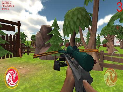 Sniper Chickens screenshot 15