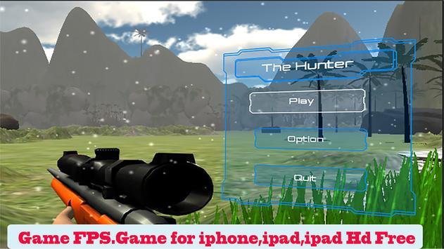 The Hunter apk screenshot