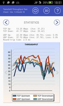 Throughput Test Client syot layar 1