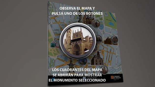 Huesca ARMap apk screenshot