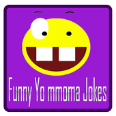 Funny Jokes Yo momma SMS icon
