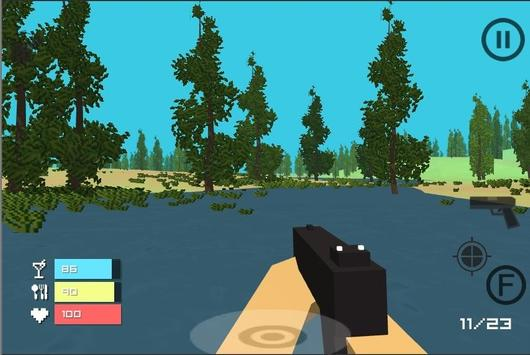 Zombie-Land Survival screenshot 3
