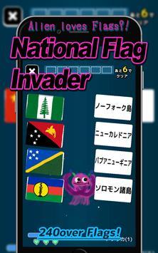 National Flag Invader screenshot 6