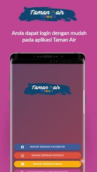 Taman Air poster