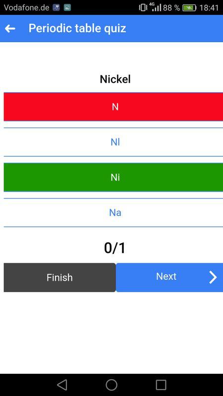 Periodic table quiz apk download free education app for android periodic table quiz poster periodic table quiz apk screenshot urtaz Gallery