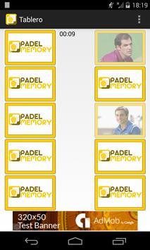 PadelMemory - Juego de Padel screenshot 2
