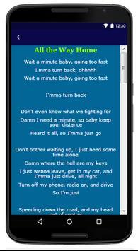 Tamar Braxton - Song And Lyrics apk screenshot