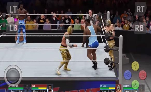 Guide WWE 2K18 screenshot 4