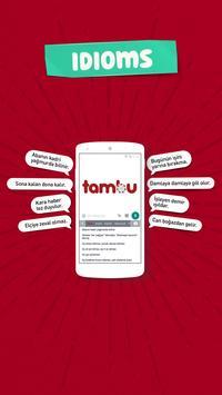 Tambu Keyboard screenshot 3