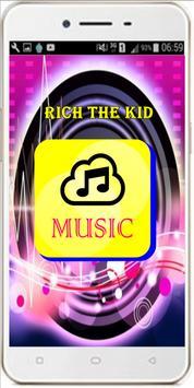 Rich the Kid Plug Walk Songs 2018 poster