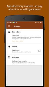 Note 8 Wallpapers apk screenshot