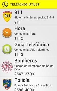 Helpful PhoneNumbers CostaRica poster