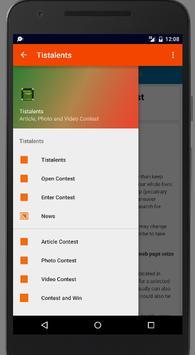 Tistalents screenshot 2