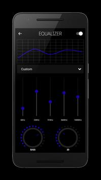 Online Music Player (Sound cloud Support) poster