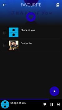 Online Music Player (Sound cloud Support) screenshot 10