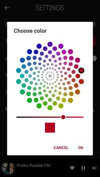Online Music Player (Sound cloud Support) screenshot 11