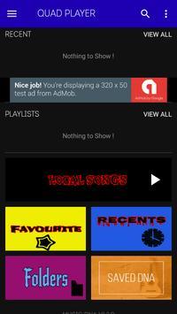 Online Music Player (Sound cloud Support) screenshot 12