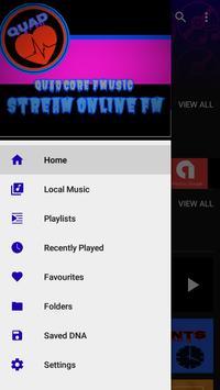 Online Music Player (Sound cloud Support) screenshot 9