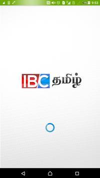IBC Tamil TV poster