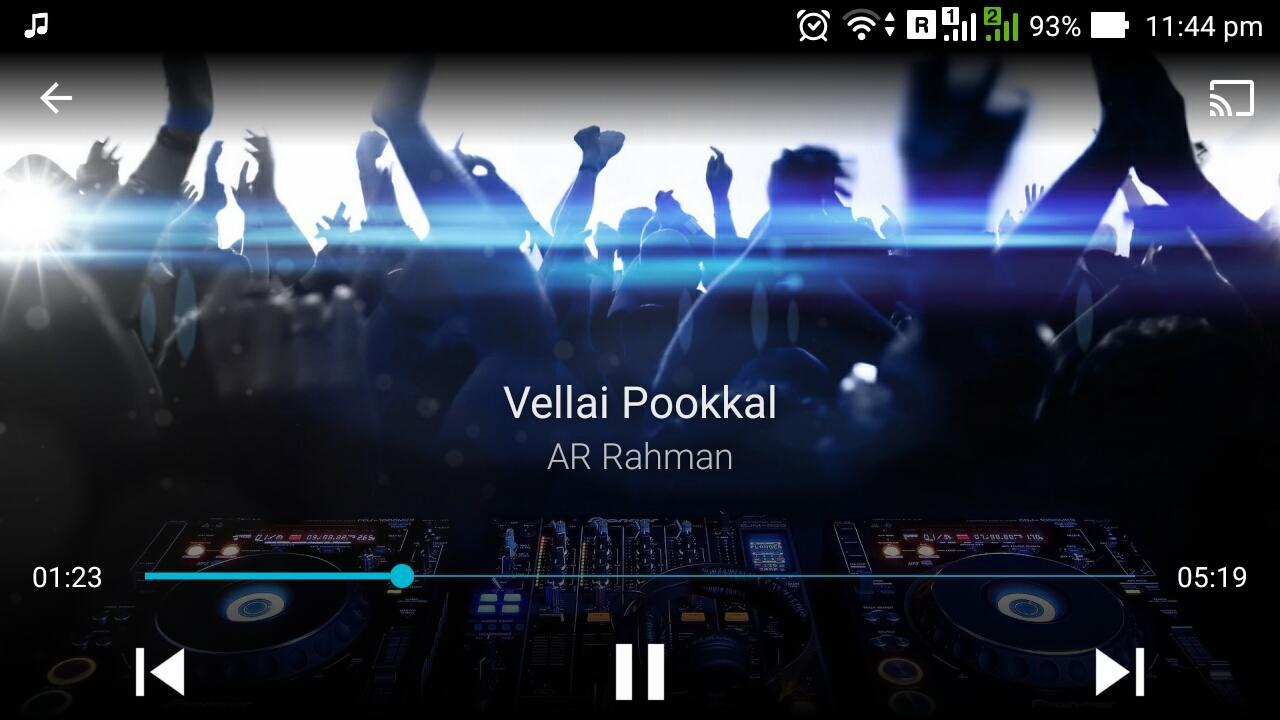 Tamil Music Player for Android - APK Download