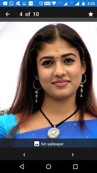 Tamil Actress HD Wallpaper apk screenshot