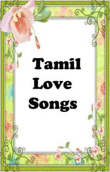 TAMIL LOVE SONGS poster