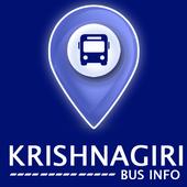 Krishnagiri Bus Info icon
