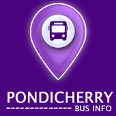 Pondicherry Bus Info icon