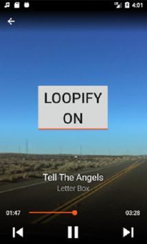 Loopify Music Player screenshot 1