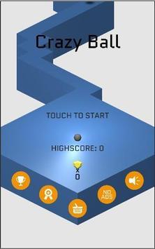 Zig Zag Ball apk screenshot